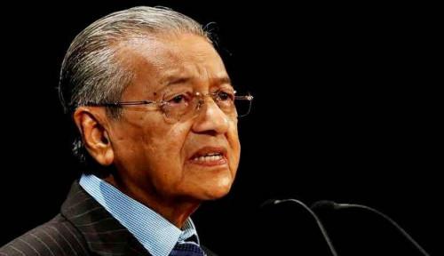 Foto Mahathir Bilang Siap Dirikan Pemerintahan Non-Partai Jika Diberi Kesempatan