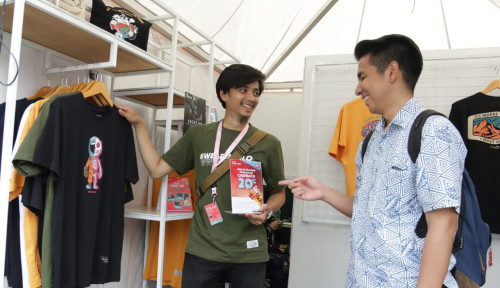 Foto Dukung Industri Clothing Lokal, Telkomsel Hadirkan Kembali Kickfest di Bandung