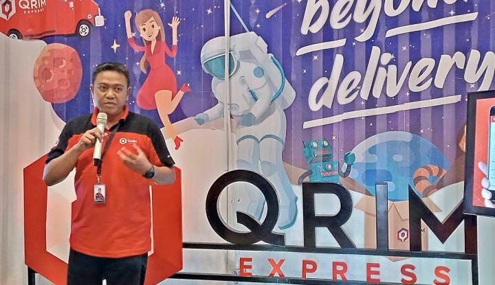 Antisipasi Kenaikan Volume Pengiriman, Qrim Express Investasikan US$1 Juta untuk Conveyor - Warta Ekonomi
