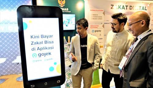 Foto Permudah Donasi, GoPay-Baznas Luncurkan Inovasi Zakat