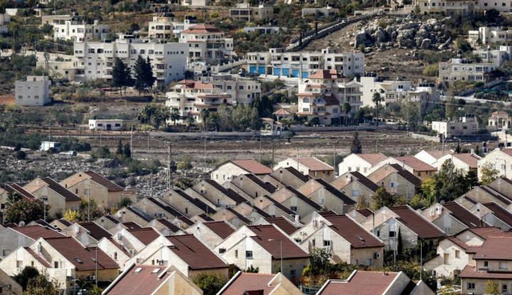 Organisasi Kemanusiaan Laporkan Permukiman Zionis di Tepi Barat Melonjak pada 2019 - Warta Ekonomi