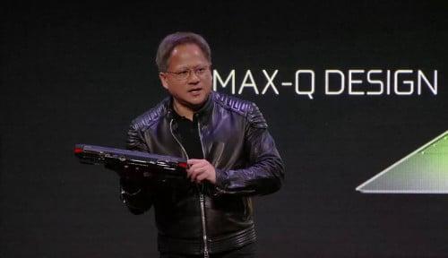 Foto Sabet Gelar CEO Terbaik di Dunia, Ini Sosok Jensen Huang