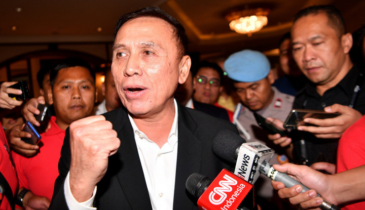 Iwan Bule Akan Mobilisasi Massa untuk... - Warta Ekonomi