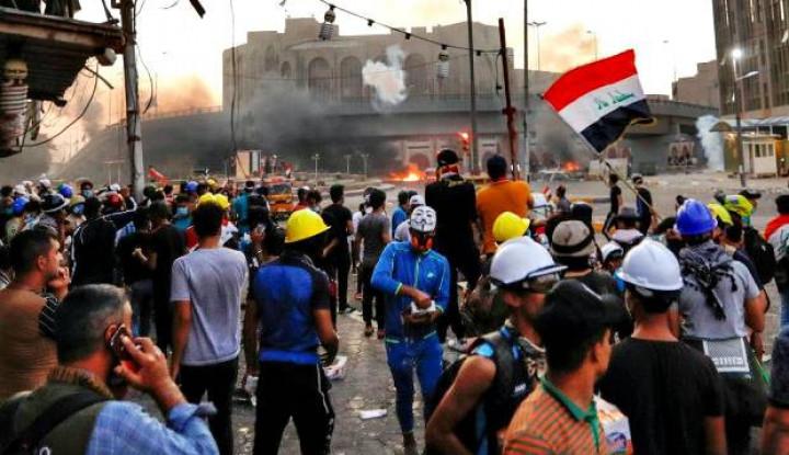 3 Demonstran Iran Tewas Ditembaki Pasukan Keamanan - Warta Ekonomi