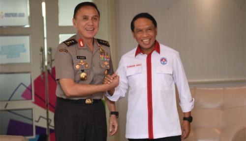 Foto PSSI Tegaskan Sudah Laporkan Pemukulan Suporter Timnas Indonesia di Malaysia