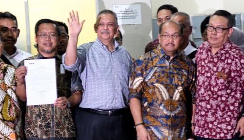 Foto Sofyan Basir Bebas, KPK Tunggu Salinan Sekaligus Ajukan Kasasi