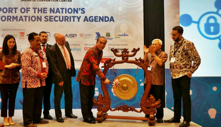 8 Negara Hadiri Pameran dan Konferensi Cyber Security Indonesia dan Indonesia Fintech Show 2019 - Warta Ekonomi