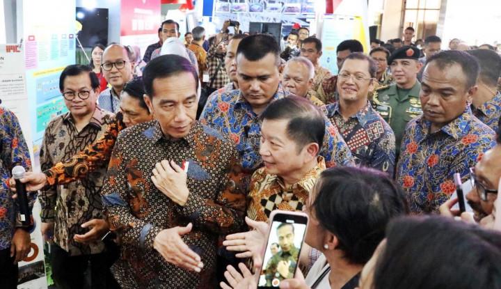Jokowi Minta Ibu Kota Tiru Silicon Valley - Warta Ekonomi
