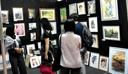Foto Indonesian Art Festival Beri Edukasi Seni dan Budaya Pada Milenial