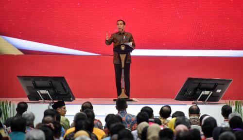 Foto Janji Jokowi: Gak Sampai 3 Tahun Defisit Bisa Selesai, Asal...