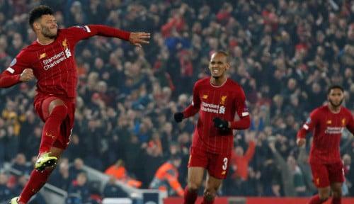 Foto ManCity Bakal Dilewati Liverpool soal Pencapaian Rekor di EPL