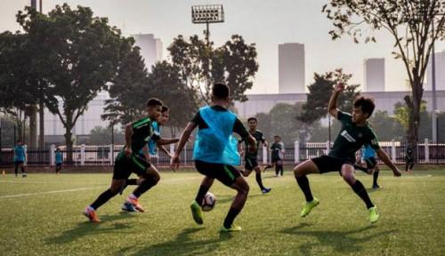 Pemerintah Dorong Pemanfaatan PeduliLindungi dalam Uji Coba Pertandingan Sepak Bola Liga 1
