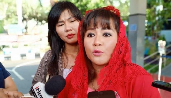 Dewi Tanjung: Bukan Ragu Si Penyiram tapi Saya Ragu dengan... - Warta Ekonomi