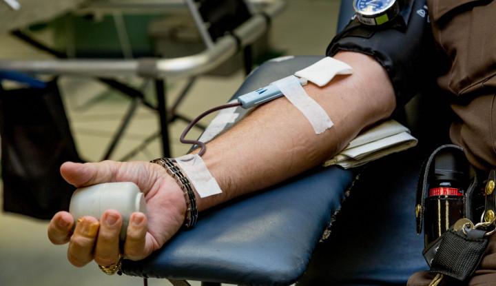 Pria Positif HIV Berbohong demi Ikuti Donor Darah, Ujung-ujungnya...