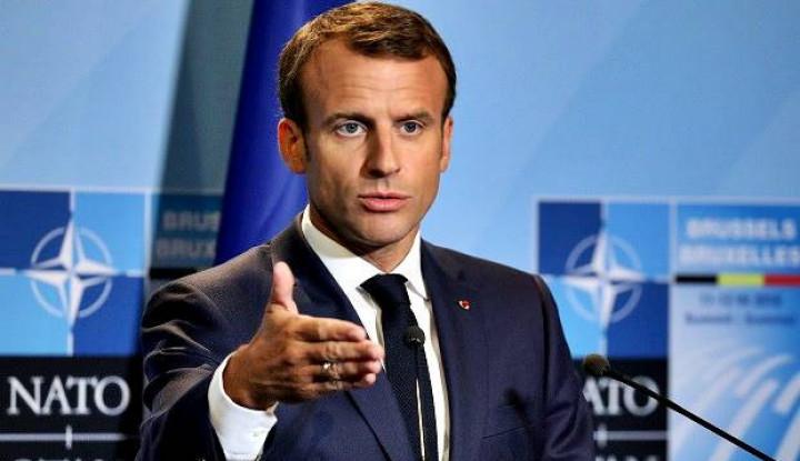 Prancis Resmi Tetapkan Lockdown, Macron: Kami Sedang Berperang! - Warta Ekonomi