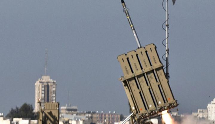 Ngeri, Warga Israel Kena Radiasi Sistem Pertahanan Iron Dome