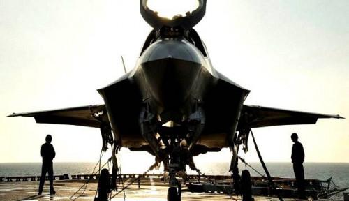 Foto AS Lepas Jet Tempur F-35 ke Wilayah Filipina, Apa Tujuannya?