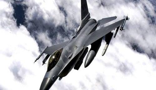 Foto Jet Tempur F-16 Turki Tembak Jatuh Pesawat L-39 Suriah, Operation Spring Shield Sukses
