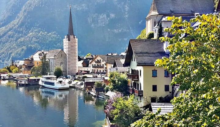 Traveling ke Hallstatt dan Salzburg - Warta Ekonomi