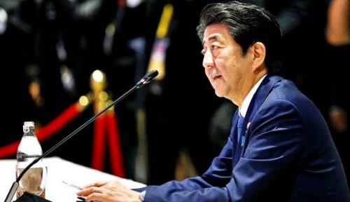 Foto Rezim Kim Jong-un: PM Jepang Haram Injak Tanah Korut!