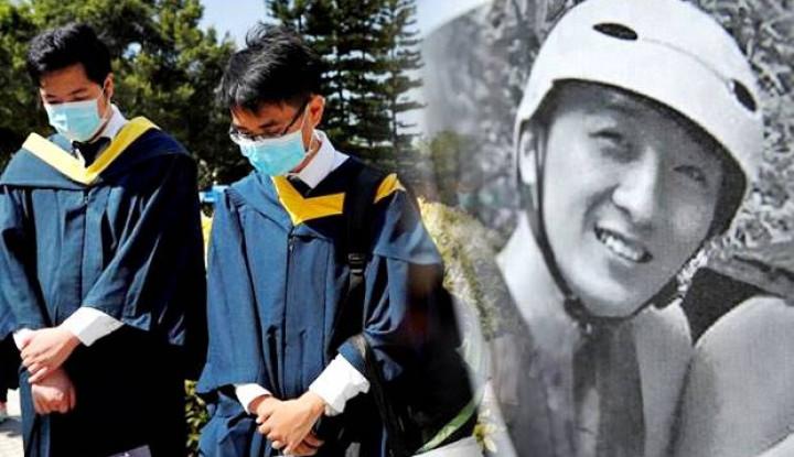 Kematian Alex Chow Memicu Aksi Dadakan di Hong Kong - Warta Ekonomi