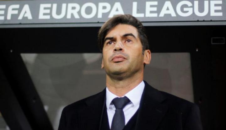 Pelatih AS Roma: Kami Kuasai Bola, Kok Kami yang Kalah! - Warta Ekonomi