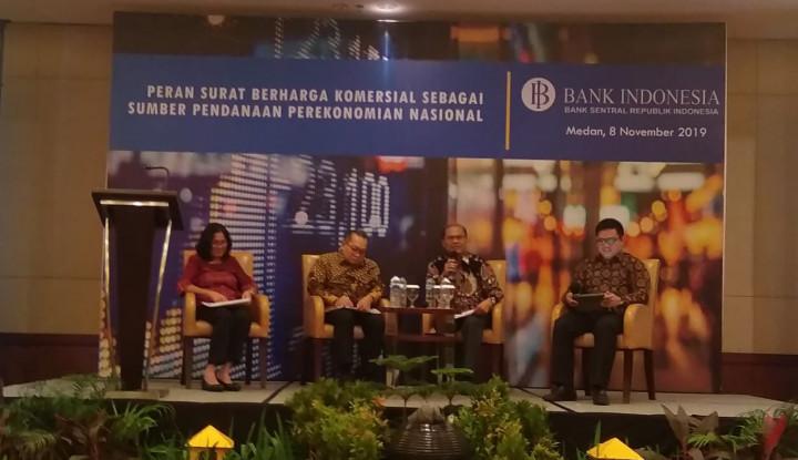 Jadi Sumber Pendanaan Perekonomian Nasional, BI Sumut Sosialisasikan SBK di Medan - Warta Ekonomi