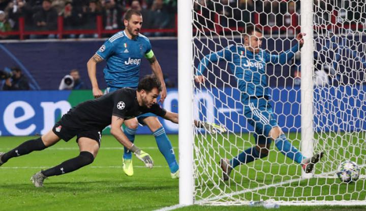 Gol Ramsey Bikin Ronaldo Keki - Warta Ekonomi