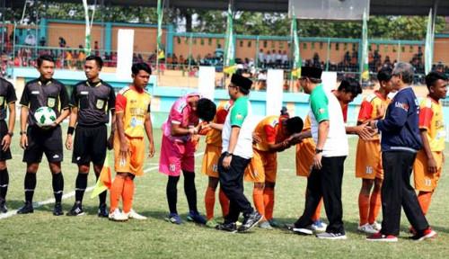 Foto Final Liga Santri Nusantara 2019 Resmi Dibuka