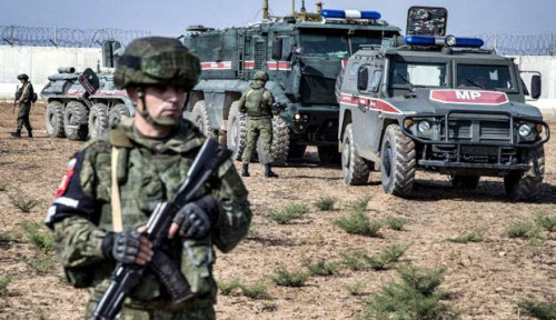 Para Tentara AS Setop Lindungi Ladang Minyak Suriah, Ternyata Alasannya...