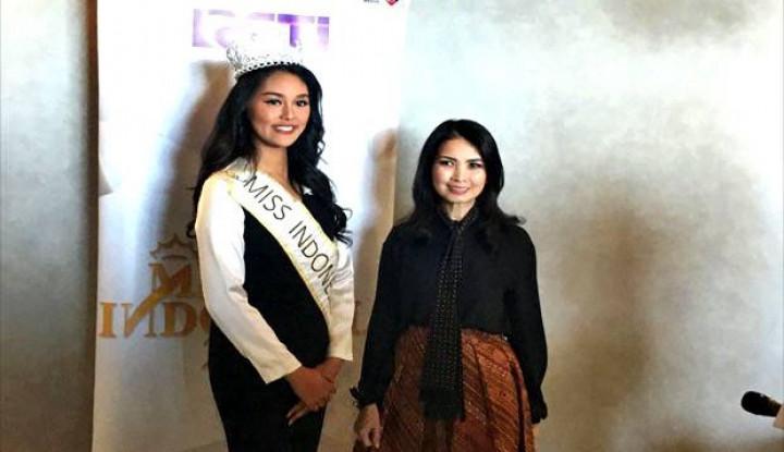 Alasan Miss Indonesia Princess Megonondo Lakukan Proyek BWAP di Kawungsari Girang - Warta Ekonomi