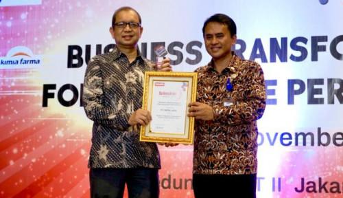 Foto Lakukan Inovasi Kelola Hotel,  Patra Jasa Diganjar Penghargaan