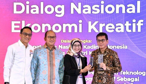 Foto Kadin Dorong SDM Unggul Jadikan Ekonomi Kreatif sebagai Tulang Punggung