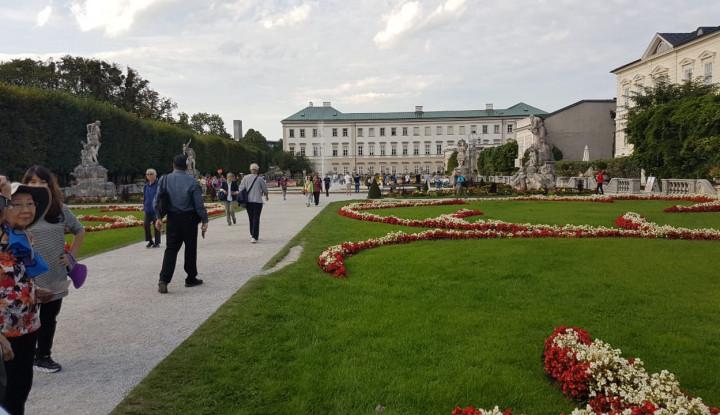 Salzburg, Rumah Komponis Mozart dan Keluarga Von Trapp - Warta Ekonomi