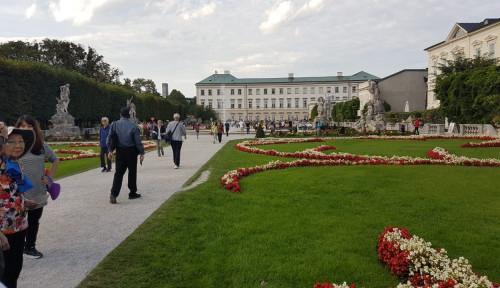 Salzburg, Rumah Komponis Mozart dan Keluarga Von Trapp
