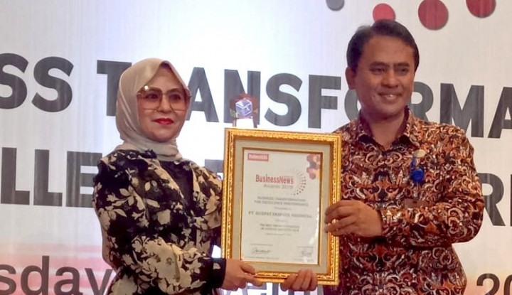 Tumbuh 138%, SiCepat Raih Indonesia BusinessNews Award 2019