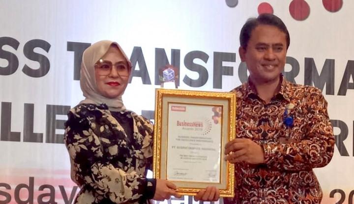 Tumbuh 138%, SiCepat Raih Indonesia BusinessNews Award 2019