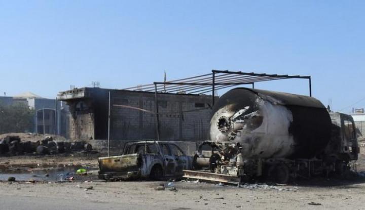 Pakai Rudal dan Drone, Houthi Hancurkan Kota Pengekspor Kopi UEA, Apa Motifnya? - Warta Ekonomi