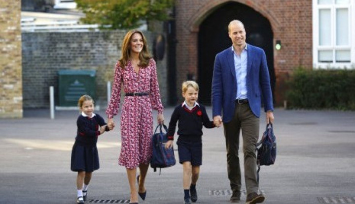 Duh! Pangeran William Sulit Quality Time Bersama Anak, Alasannya. . . . - Warta Ekonomi
