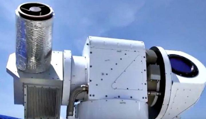 AS Sukses Lakukan Uji Coba Laser ATHENA - Warta Ekonomi