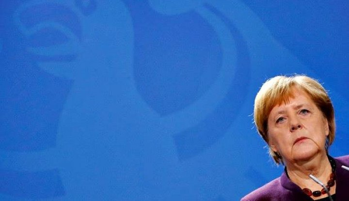 Kanselir Jerman Serukan Negara Eropa Kembangkan Sistem Senjata Baru - Warta Ekonomi