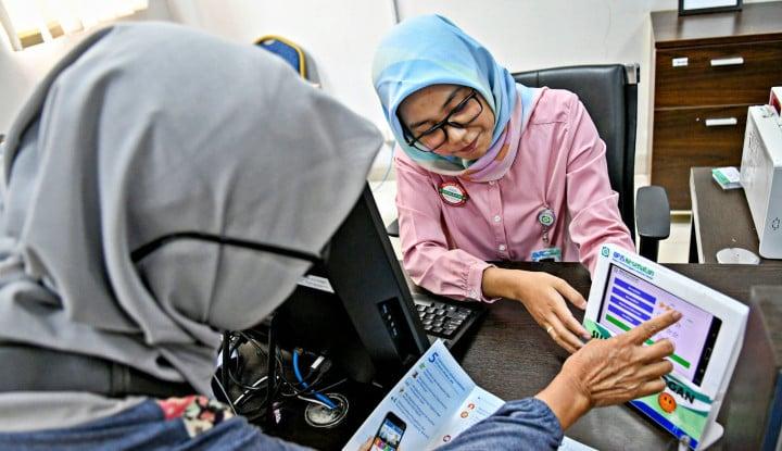 Soal Mobile JKN, BPJS Kesehatan Medan Bilang Begini - Warta Ekonomi