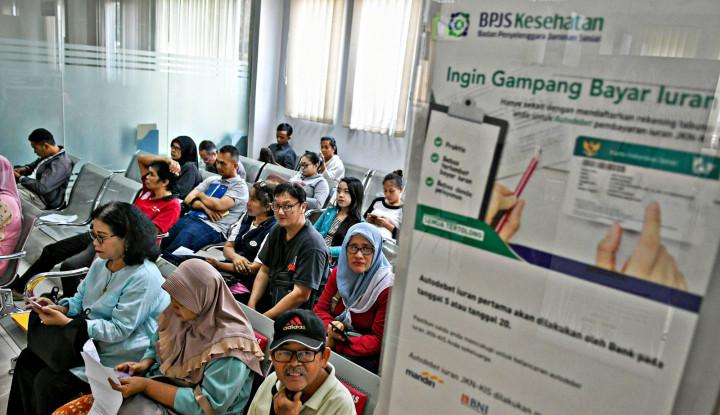 BPJS Kesehatan dan Persi Sepakat RS Wajib Miliki Sistem Antrean Online - Warta Ekonomi