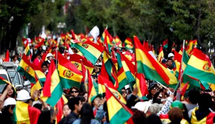 AS Berharap Sipil Masih Pegang Kekuasaan di Bolivia - Warta Ekonomi