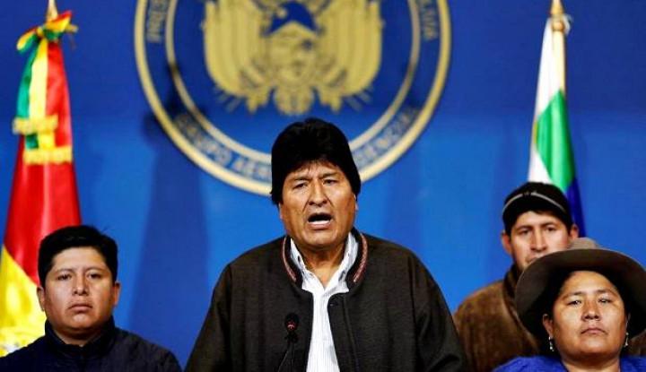 Meksiko Beri Suaka pada Eks Presiden Bolivia - Warta Ekonomi