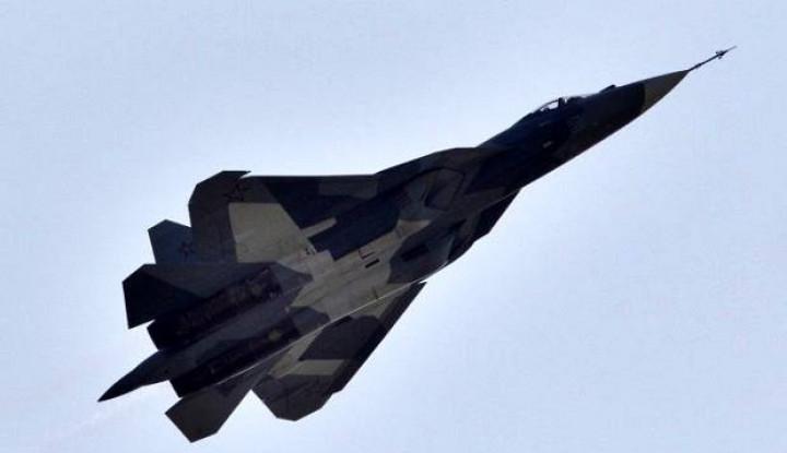 Jet Tempur Siluman Su-57 Siap Layani Militer Rusia - Warta Ekonomi