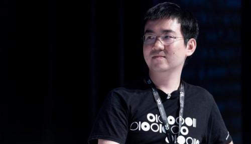 Foto Pendatang Baru, Bos Kripto Ini Jadi Konglomerat Termuda di China