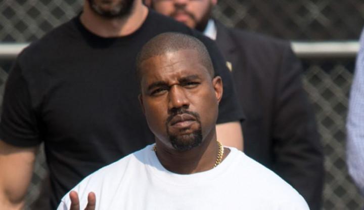 Hah? Kanye West Cuma Mau Cari Sensasi di Pilpres AS?