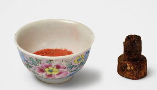Foto Jejak Kosmetik Putri Kerajaan Korea Abad XVIII, Sudah Dikenal dan Digunakan