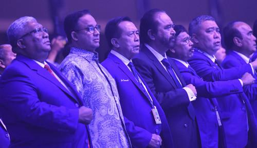Foto Ditanya Mau Jadi Presiden Gak, Anies: Baru 2 Tahun Jadi Gubernur